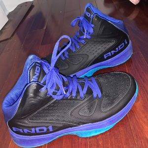 AND1 Jordans' Men's Basketball Sneakers